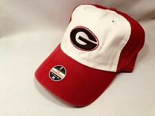 GEORGIA BULLDOGS FRANCHISE TWINS EASYFIT DAD HAT CAP SIZE M *SHIPS IN BOX!*