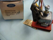 NOS FORD GALAXIE 1960-1964 POWER SEAT CONTROL BENCH SEAT CONTROL SWITCH