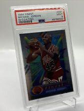 1994 Finest Michael Jordan With Coating #331 PSA Mint 9