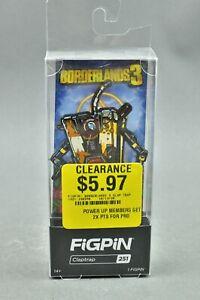 FiGPiN Borderlands 3 ClapTrap 251
