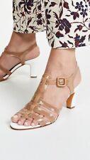 NWT Maryam Nassir Zadeh Paros Heel - Size 37 - Retail $545