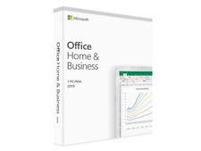 Microsoft Office Home and Business 2019 1PC - 1 User Key Card