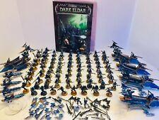 Warhammer 40k Dark Eldar Army 2000+ Points OOP Painted