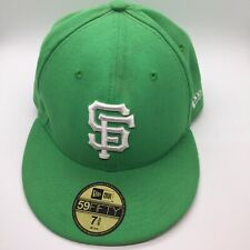 San Francisco Giants New Era Fashion Color Basic 59FIFTY Fitted Hat Green 7 3/8