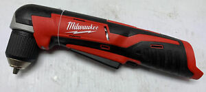 Milwaukee 2415-20 M12 12V Li-Ion Cordless 3/8 in. Right Angle Drill (Tool-Only)