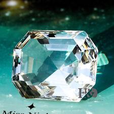 Rectangle Crystal Glass Diamond Paperweight Anniversary Wedding Birthday Gift