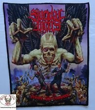 Suicidal Angels ,,Divide and Conquer,, Backpatch Giant Back Patch Rückenaufnäher
