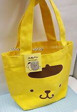 Sanrio Pom Pom Purin Canvas  Bag  , h#2