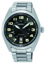 SEIKO Neo Sport SEPC85K1 Stainless Steel with Black Dial New in Box