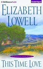 This Time Love : A Classic Love Story by Elizabeth Lowell (2015, CD, Unabridged)