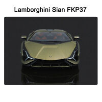 Bburago 1:18 Scale Lamborghini Sian FKP37 Diecast Car Model New in Box