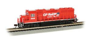 Bachmann 66353 N Scale CP RAIL #4608 - GP40 - DCC ECONAMI SOUND VALUE