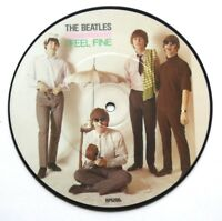 "NEW! Beatles Picture Disc  I Feel Fine 7"" Vinyl The 20th Anniversary"