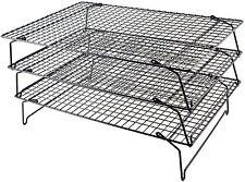 Kuchengitter Abkühlgitter Gitter 3 Etage Kuchen Backblech Kühlung Küche Metall