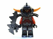 LEGO Ash Attacker w/weapon Nexo Knights minifigure 70317 The Fortex NEW!