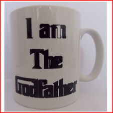 Novelty mug for godfather ideal gift for Christenings