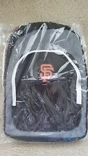 SF Giants Expandable Backpack 60th Anniversary San Francisco NEW no See's logo