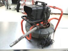 Ridgid Kollmann SeeSnake 71RK 100Ft Sewer Camera With Monitor