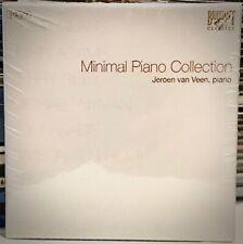 BRILLIANT 9-CD Box 8551: Jeroen van Veen – Minimal Piano Collection 2006 NLD SS