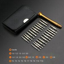 25PCS Magnetic Screwdriver Set Precision Repair Tool Kit for PC Watch Camera Tab