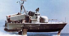 SPARVIERO (Nibbio) Klasse Patrouillenboot, Tragflügelboot. Modellbauplan