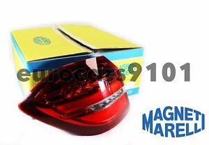 Mercedes GL450 GL63 AMG Magneti Marelli Left Tail Light LUS8062 1669060502