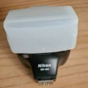 Nikon Speedlight SB-400 Shoe Mount Flash