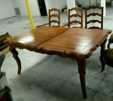 Century Furniture Company Dining Room Set, Table, 6 Chairs,China Cabinet,Server