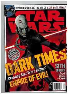 STAR WARS INSIDER #153  Newsstand Cover Edition           / 2014 Titan Magazines