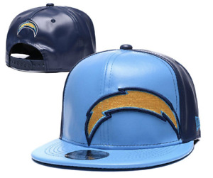 Los Angeles Chargers NFL Football Embroidered Hat Snapback Adjustable Cap