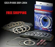SUZUKI GSX-R1000 GSXR 1000 GIXXR 2001-2004 OEM FACTORY COMPLETE CLUTCH KIT NEW