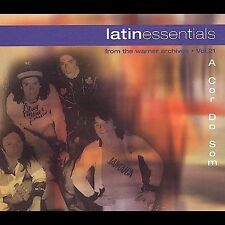 A COR DO SOM - LATIN ESSENTIALS, VOL. 21 * (NEW CD)