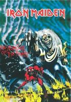 IRON MAIDEN FLAGGE FAHNE THE NUMBER OF THE BEAST POSTERFLAGGE POSTER FLAG STOFF