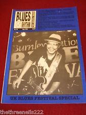 BLUES & RHYTHM THE GOSPEL TRUTH - UK BLUES FESTIVAL - JUNE 1992 #70