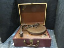 Vintage Variety Turntable 3 Speed 33-1/3, 45, 78, Record Player,  Phonograph