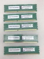 ATP 5x 2GB DDR3-1333 ECC REG Ram Memory AL56M72A8BKH9S Lot 5 for Intel S5520HC