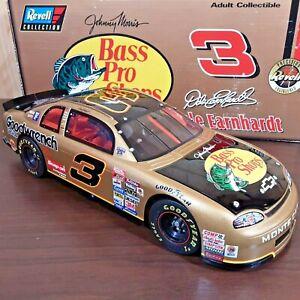 Dale Earnhardt #3 Bass Pro Shop Chevy Monte Carlo Revell 1:18 Diecast NASCAR