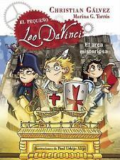 El Pequeno Leo Da Vinci. El Arca Misteriosa #8 / The Mysterious Ark (Little Leo