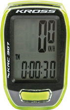 KROSS KRC 307 bicycle counter,Rider Computer For Bicycles, GREEN/BLACK