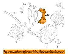 GM OEM Brake-Front-Disc Caliper Support Bracket 18029829