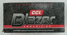CCI BLAZER 9MM LUGER EMPTY AMMO BOX