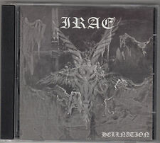 IRAE - hellnation CD