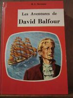 R.L. Stevenson: Les Aventures de David Balfour/ Editions O.D.E.J., 1961