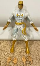 Marvel Legends 2014 WHITE IRON FIST FIGURE Loose 6 Inch Defenders Allfather Wave
