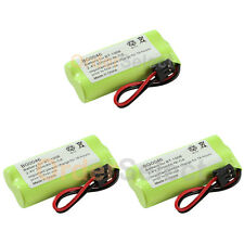 3 NEW Cordless Home Phone Rechargeable Battery for Uniden BT-1008 BT1008 HOT!