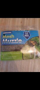 Ancol Mesh Muzzle
