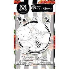 "Brutus Monroe True Love Clear Stamps 3""X4"" -Halloween"