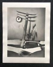 Jaroslav Rössler, abstrakte Komposition, Photographie, ca. 1961, Nachlass