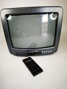 CRT TV Ferguson C14C Retro Gaming