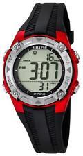 Calypso Kinderuhr by Festina Kids Teen Armbanduhr Digital K5685/6 schwarz rot